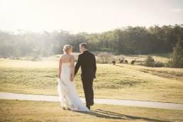 planning a golf wedding